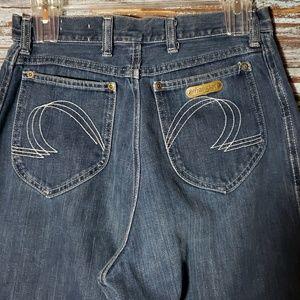 VTG Wrangler High Waist Wide Leg Jeans